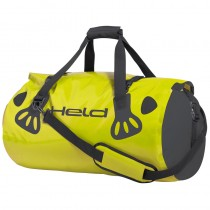 TORBA PODRÓŻNA HELD CARRY-BAG BLACK/FLUORESCENT YELLOW L