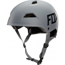 KASK ROWEROWY FOX FLIGHT HARDSHELL GREY