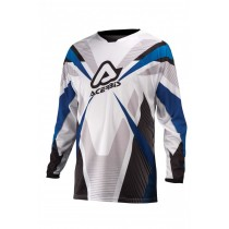 Bluza cross Acerbis Profile MX White/Blue rozmiar XXL