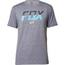 T-SHIRT FOX KATCH TECH HEATHER GRAPHITE XL
