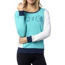 BLUZA FOX LADY LIBRA CREW SPLASH XS