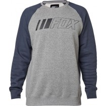 BLUZA FOX CREWZ HEATHER GRAPHITE XL