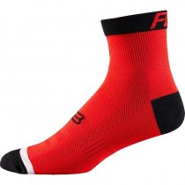 SKARPETY FOX PERFORMANCE TRAIL 4 RED/BLACK S/M