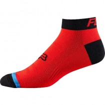 SKARPETY FOX PERFORMANCE RACE 2 RED/BLACK S/M