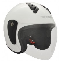 KASK OPEN FACE FENIX HY-818 WHITE XL