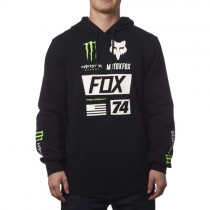 BLUZA FOX Z KAPTUREM MONSTER UNION BLACK XL