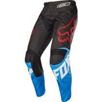Spodnie motocyklowe FOX 180 SABBATH BLUE/BLACK 30/S