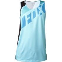 KOSZULKA FOX BEZ RĘKAWÓW FLEXAIR SECA ACID BLUE
