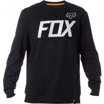 BLUZA FOX KRANK TECH CREW BLACK XXL