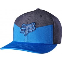 CZAPKA Z DASZKIEM FOX HEAT RAY TRUE BLUE S/M