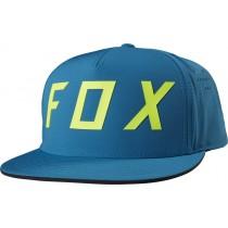 CZAPKA Z DASZKIEM FOX MOTH SNAPBACK MAUI BLUE OS
