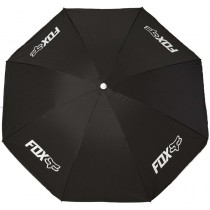 PARASOL FOX NO FLY ZONE BLACK OS