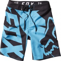 BOARDSHORT FOX JUNIOR MOTION FRACTURED ACID BLUE