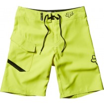 BOARDSHORT FOX JUNIOR OVERHEAD BOARDSHORT FLO YELLOW