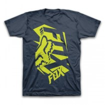 T-SHIRT FOX JUNIOR SALUT INDIGO YS