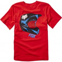 T-SHIRT FOX JUNIOR MUELLER FLAME RED