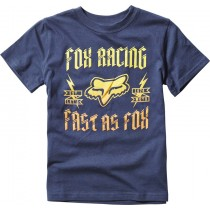 T-SHIRT FOX JUNIOR KIDS RUPPE INDIGO KS