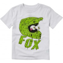 T-SHIRT FOX JUNIOR KIDS NEUBERT WHITE KS