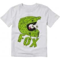 T-SHIRT FOX JUNIOR KIDS NEUBERT WHITE KS