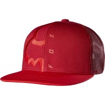 CZAPKA Z DASZKIEM FOX JUNIOR EYECON BOX SNAPBACK CRANBERRY YOS