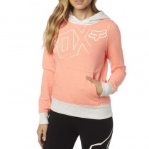 BLUZA FOX LADY Z KAPTUREM VENTILE MELON XS