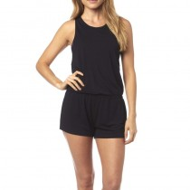 KOMBINEZON FOX LADY REFRACTION ROMPER BLACK XS