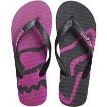 JAPONKI FOX LADY BEACHED FLIP FLOPS BLACK 8 (ROZM. 39)