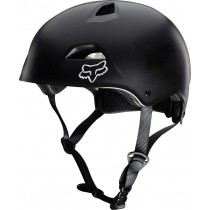 KASK ROWEROWY FOX FLIGHT SPORT BLACK