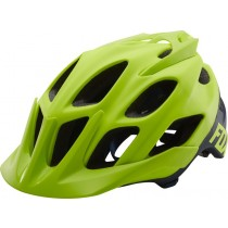 KASK ROWEROWY FOX FLUX CREO FLO YELLOW L/XL