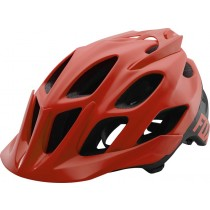 KASK ROWEROWY FOX FLUX CREO RED/BLACK L/XL