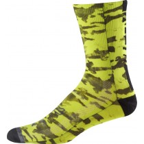 SKARPETY FOX 8 CREO TRAIL FLO YELLOW