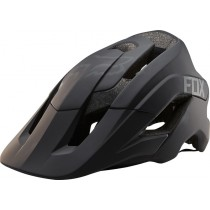 KASK ROWEROWY FOX METAH SOLIDS BLACK MATT XS/S