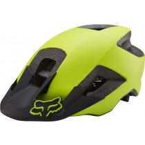 KASK ROWEROWY FOX RANGER FLO YELLOW