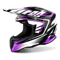 KASK AIROH TWIST MIX PINK GLOSS XS