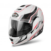 KASK AIROH REV REVOLUTION WHITE GLOSS