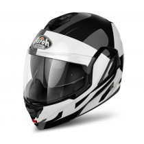 KASK AIROH REV FUSION WHITE GLOSS
