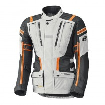 KURTKA TEKSTYLNA HELD HAKUNA II GREY/ORANGE M
