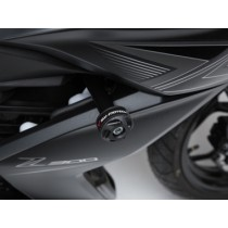 CRASH PADY KAWASAKI Z 300 (15-) BLACK SW-MOTECH