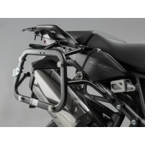 STELAŻ EVO NA KUFRY OFFROAD VERSION HONDA CRF 1000 L AFRICA TWIN (15-) BLACK SW-MOTECH