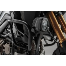 ZESTAW MONTAŻ. LAMP HAWK-LIGHT HONDA CRF1000L (15-) WITH CRASHBAR SW-MOTECH