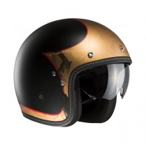 KASK HJC FG-70S LUKO BLACK/RED