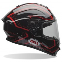 KASK BELL STAR PACE BLACK/RED