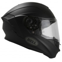 KASK BELL STAR SOLID BLACK MATT XL