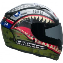 KASK BELL QUALIFIER DLX DEVIL MAY CARE
