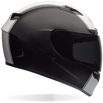 KASK BELL QUALIFIER DLX RALLY BLACK MATT/WHITE