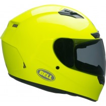 KASK BELL QUALIFIER DLX SOLID HI VIS YELLOW