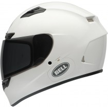 KASK BELL QUALIFIER DLX SOLID GLOSS WHITE