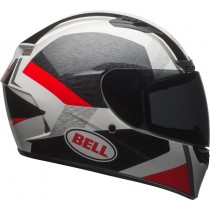 KASK BELL QUALIFIER DLX MIPS ACCELERATOR RED/BLACK