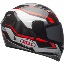 KASK BELL QUALIFIER TORQUE BLACK/RED