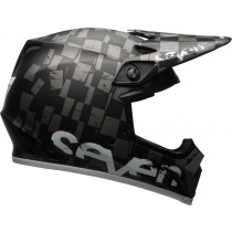 KASK BELL MX-9 MIPS SEVEN CHECKMATE BLACK